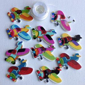 1051-wooden-propeller-plane-buttons