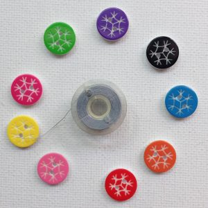 1059-snowflake-buttons