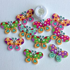 1066-wooden-colourful-butterfly-large-dots-buttons
