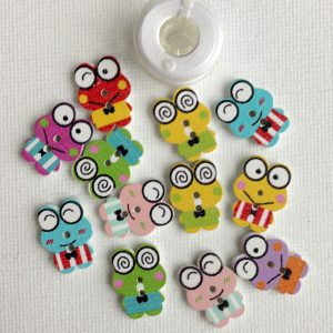 1096-wooden-frog-baby-buttons