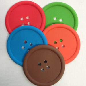 1101-button-shaped-coasters-silicone