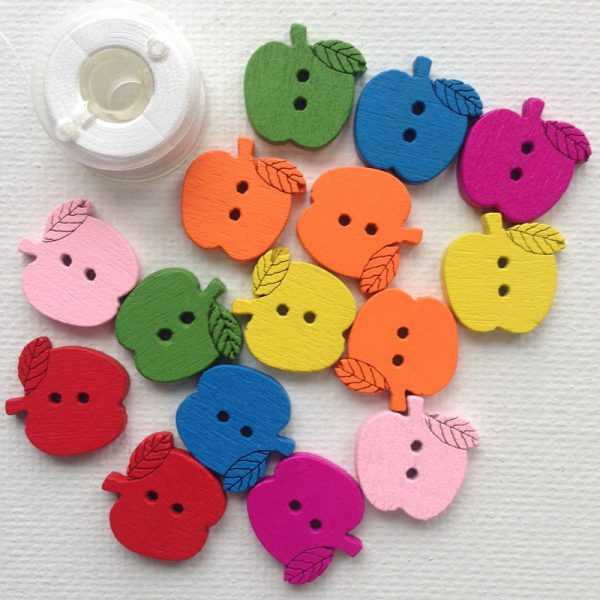 1117-solid-colour-apple-buttons