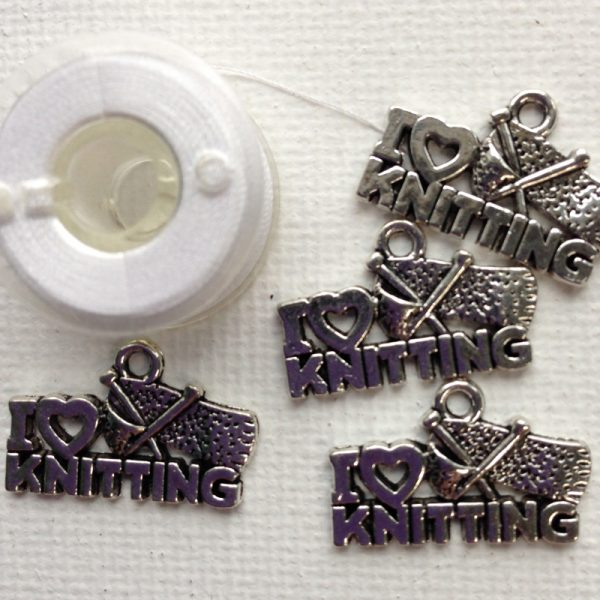 C106-i-heart-love-knitting-charms-silver