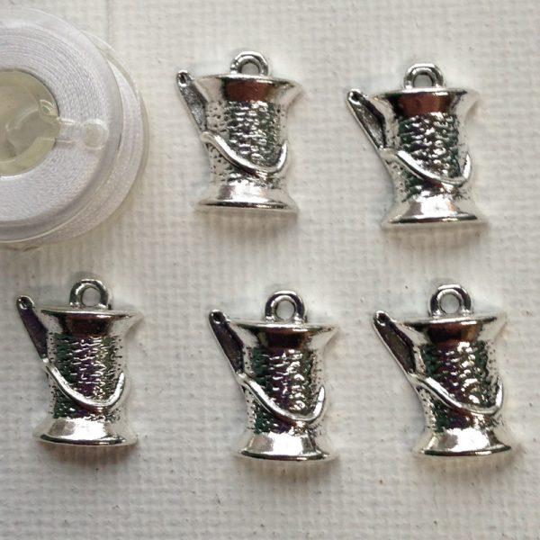 C112-spool-thread-needle-charms-silver