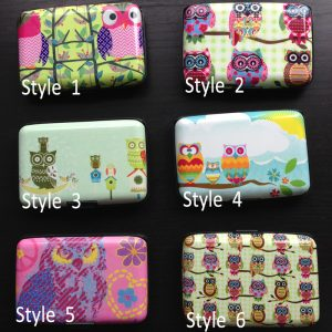 Adorable Owl ID Cases