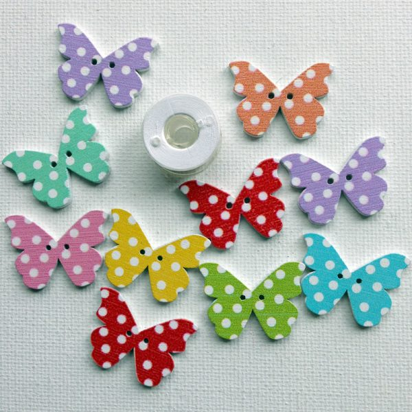 wooden-butterflies-solid-colour-dotted-buttons