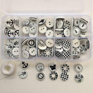K110-Black & White Collection
