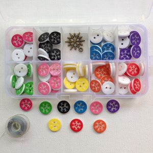 K113-Snowflake-Buttons-Kit
