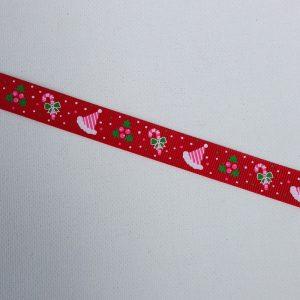 R103-holly-snowman-candy-canes-christmas-ribbon